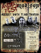 poster Madison Metal Fest